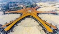 Beijing opens glitzy airport ahead of China's 70th anniversary
