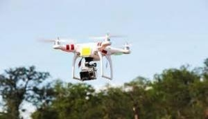 GPS-fitted drones from Pakistan airdropped weapons into Indian territory