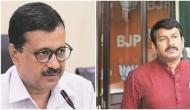 BJP files police complaint against CM Arvind Kejriwal after NRC dig at Manoj Tiwari