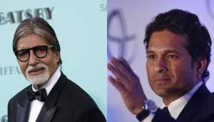 Dadasaheb Phalke Award: Sachin Tendulkar congratulates Amitabh Bachchan, quotes Agneepath dialogue