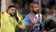Tabraiz Shamsi posts picture with Shikhar Dhawan, sends a nice message