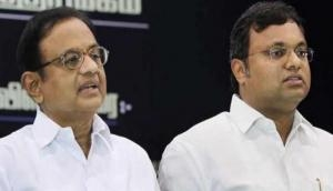 INX Media Case: 'Nothing but political vendetta', says Karti after meeting P Chidambaram at Tihar