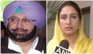 Harsimrat Kaur unnecessarily dragging langar GST issue: Punjab CM Amarinder Singh