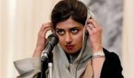जब पाकिस्तान के राष्ट्रपति निवास में पार्टी अध्यक्ष के साथ पाई गई थीं ये विदेश मंत्री, मच गया था बवाल
