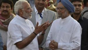 PM Modi wishes Manmohan Singh on his birthday