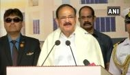 Simultaneous polls better than frequent elections: Vice President Venkaiah Naidu