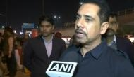 Delhi: Robert Vadra voices concern over VIP exemptions in odd-even scheme