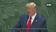 Donald Trump calls Democratic impeachment inquiry a 'joke'