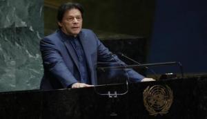 UN के मंच से इमरान खान ने दी दुनिया को धमकी, बोले- नहीं मिला न्याय, तो मुस्लमान उठा लेंगे हथियार