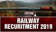 RRB Recruitment 2019: This Railway division released job opportunity for Trainee Apprentice posts