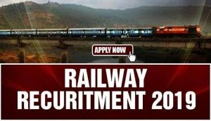 Railway Recruitment 2019: Job alert! 1104 vacancies released for this post; check out complete details