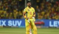 IPL 2020: क्या सुरेश रैना के लिए चेन्नई सुपर किंग्स ने बंद कर दिए दरवाजे? फ्रेंचाइजी ने वेबसाइट से हटाया खिलाड़ी का नाम