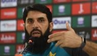 Misbah-ul-Haq responds to reporter's question on if Pakistan team will wear Army caps for Kashmir