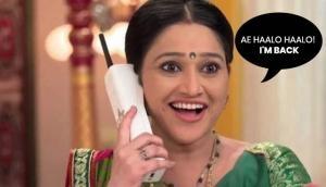 Wait over! Dayaben of Taarak Mehta Ka Ooltah Chashmah is back on the show