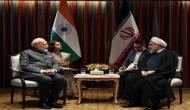 PM Modi reaffirms India's support to diplomacy, dialogue for maintaining peace in Persian Gulf