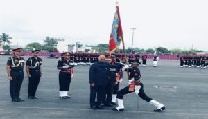 Odisha: President Kovind presents Colours to Corps of Army Air Defence