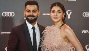 Virat Kohli and Anushka Sharma looks elegant in new pictures, see pics