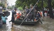 Bihar floods: Over 10 thousand people rescued, says NDRF