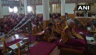 HP: Tibetans in-exile organise special prayer service for Guru Padmasambhava, Dalai Lama