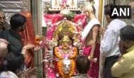 PM Modi, Home Minister Amit Shah extend Navratri greetings