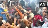 Navratri begins with great fervour, people throng temples on first day