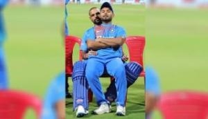 Shikhar Dhawan hilariously reacts to his viral picture with Rishabh Pant