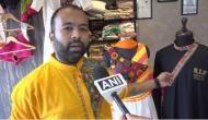 Abrogation of Article 370 inspires designs of Garba, Dandiya outfits in Gujarat