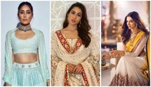 Navaratri 2019: Style like Deepika Padukone, Sara Ali Khan and your favourite actress this festive season