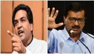 Kapil Mishra slams Kejriwal after Delhi Waqf Board provides Rs 5 lakh to missing JNU student's family