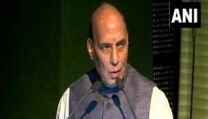 Armed forces have capability to give befitting reply to those trying to cast evil eye on India: Rajnath Singh