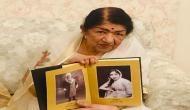 Lata Mangeshkar makes Instagram debut