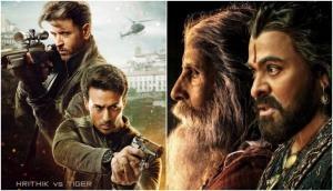 War vs Sye Raa Narasimha Reddy: Tiger Shroff opens up clashing Chiranjeevi and Amitabh Bachchan