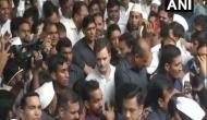 Mahatma Gandhi's 150th birth anniversary: Rahul Gandhi joins Congress 'Padyatra' in Delhi