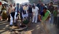 Gujarat celebrates Gandhi Jayanti with prayers, cleanliness drives