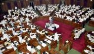 36-hour long special UP assembly session begins
