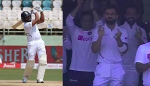 Video: रोहित शर्मा ने दमदार पारी से आलोचकों का मुंह किया बंद, कोहली ने खड़े होकर बजाई ताली