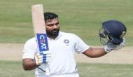 रोहित शर्मा ने शतक जड़ रचा इतिहास, ऐसा करने वाले पहले भारतीय बल्लेबाज
