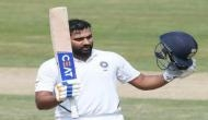 Rohit Sharma equals Don Bradman's Test record after his brilliant century against South Africa