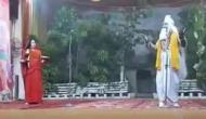 BJP विधायक ने रामलीला में सीता बने लड़के को कह दिया मेरी जान, मचा बवाल तो बोले- मां समान