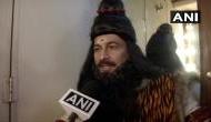 BJP MP Manoj Tiwari plays 'Parashurama' in Ramlila