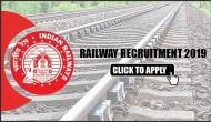 Railway Recruitment 2019: This Railway division released new vacancies for Apprentice posts; 10th pass can apply