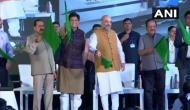 अब दिल्ली से सिर्फ 8 घंटे में पूरा होगा वैष्णो देवी का सफर, अमित शाह ने दिखाई वंदेभारत एक्सप्रेस को हरी झंडी