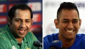 Pakistan skipper Sarfaraz Ahmed joins MS Dhoni in elite list