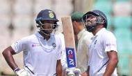 Rohit Sharma and Mayank Agarwal breaks 15-year-old record set by Sehwag-Gambhir