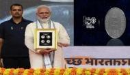 PM Modi launches Rs 150 coin to mark 150th birth anniversary of Mahatma Gandhi