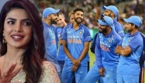 Priyanka Chopra discloses two of her favourite Indian cricketers