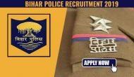 बिहार पुलिस में नौकरी करने का शानदार मौका, 12वीं पास हैं तो करें अप्लाई