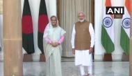 PM Modi holds bilateral talks with Bangladesh counterpart Sheikh Hasina