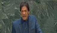 UNGA में इमरान खान ने कश्मीर को लेकर फिर बोला झूठ, भारत ने दिया करारा जवाब