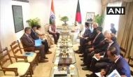 Foreign Minister Jaishankar meets Bangladesh PM Sheikh Hasina